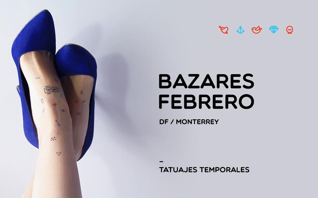 Tatumi en Bazares – Febrero